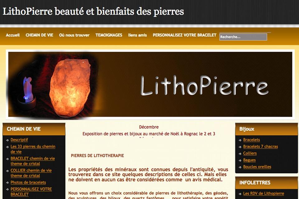 Lithopierre